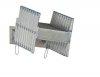 Scherentreppe DOLLE Alu-fix mit Stirnbrett aus Aluminium 10 STUFEN www.house-4u.eu