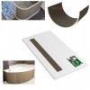 Flexplatte 60 x120 cm x 20mm von Rundungen Bauplatte XPS Ultrament Do-it Wedi byggeplade