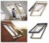 Dachfenster Velux GPL 3070 Klapp-Schwingfenster aus Holz mit Riesen-Öffnungswinkel mit natürlichem Reinigungseffekt www.house-4u.eu
