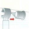 Adapter für Sonnenschutzprodukte Velux ZOZ 040 www.house-4u.eu