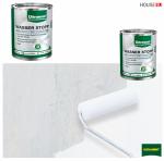 Wasserstopp  Schimmelstopp Ultrament 2,5/ 5 m2 Weiß 2 in 1 - Farbe und Abdichtung