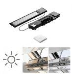 VELUX KSX 100 SOLAR-Nachrüst-Set SOLAR-Nachrüst-Set  fü̱r alte Generation für Schwingfenster