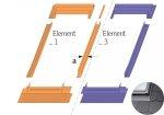 Eindeckrahmen Velux EKS 0021E Für flache Eindeckmaterialien