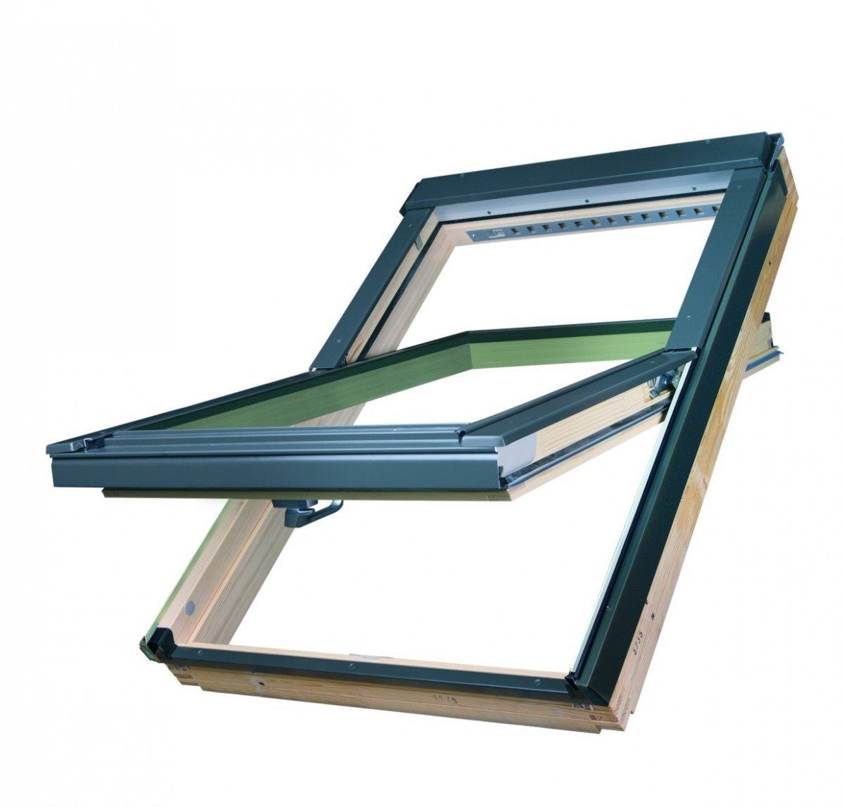 Dachfenster fakro ftp v u4 3 fach verglasung - Dachfenster 3 fach verglasung ...