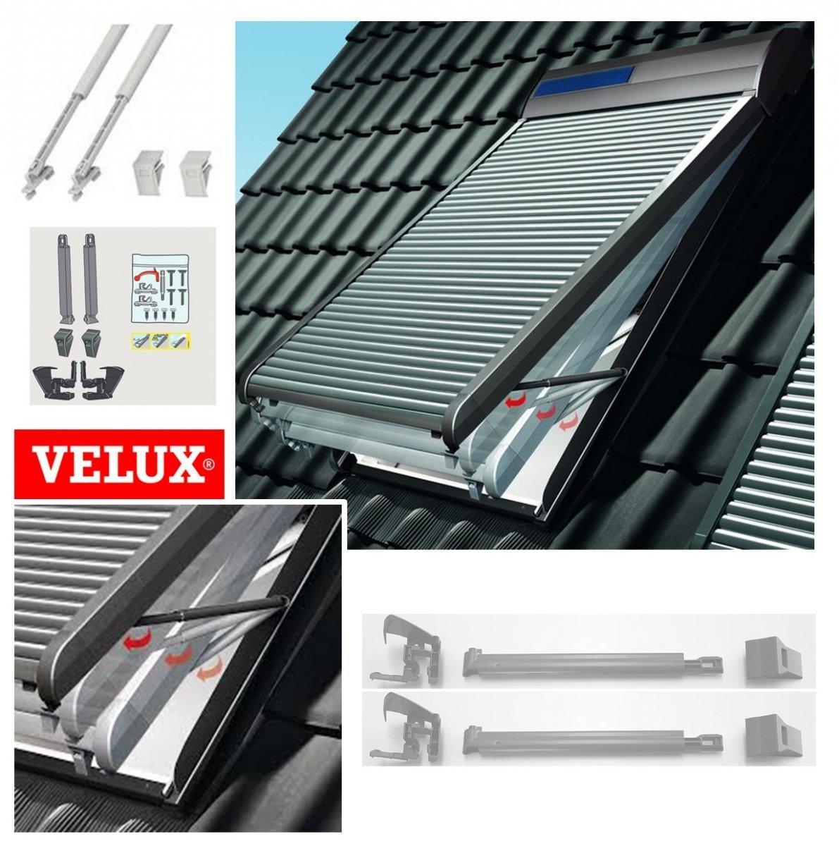 Fabulous ZOZ 217 Velux Rollladen-Ausstellarm für den Rollladen Velux 2 VM07