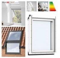 VELUX Dachfenster Zusatzelement Wand VIU 0066 ENERGY-STAR Polyurethan, Aluminium