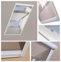 Outlet: Insektenschutzrollo Fakro AMS 9010 66x200 Zubehör für Dachfenster