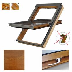 Dachfenster Fakro PTP/GO U3 Schwingfenster MIT ERHÖHTER FEUCHTERESISTENZ ohne Dauerlüftung