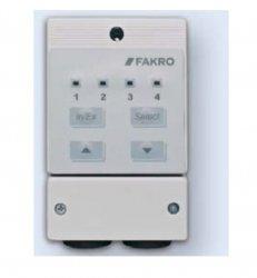 FAKRO ZWMA 4 die elektrische Steuerung /4 Geräte oder 4 Gruppen von Z-Wave
