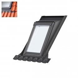 Einzel-Aufkeilrahmen Velux EAZ 6000 Für flache und profilierte Eindeckmaterialien von 1,5 bis 4,5 cm Höhe