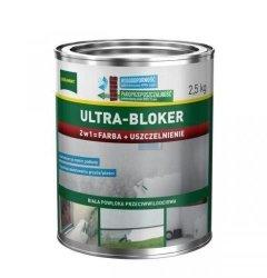 Schimmelstopp Ultrament Wasserstopp 2,5/ 5 m2 Weiß 2 in 1 - Farbe und Abdichtung