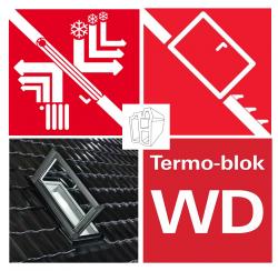 Roto Wohndachausstieg R8 Dachfenster WDA R89P Kunststoff Designo Dachausstieg blueTec Plus Aluminium