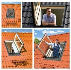 Ausstiegsfenster Fakro FWP U3 Thermoisolations-Ausstiegsfenster 1,3 W/m2K