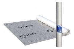 Aktive Dampfsperre 145g Wabis Membrane EAGO 145 145g/m² Reißkraft 260/160 Sd 0,02 -40/+120°C (75m²)