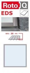 Eindeckrahmen Roto Q-4 EDS Eindeckrahmen - für Flachdecken und profilierte Eindeckmaterialien bis max. 35 / Dachziegel oder Bitumenschindeln Schiefer