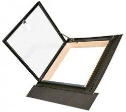 Ausstiegsfenster FAKRO WLI 54x83, 86x87 für ungeheizte Räume