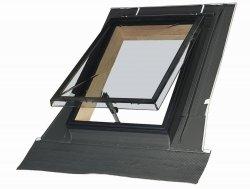 Ausstiegsfenster FAKRO WSS für Flachdächer für ungeheizte Räume 54x78 - 86x87