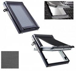 OUTLET: Hitzeschutz Markise Roto ZAR 41 55x118 Manual für Fenster der alten Generation, Serie 410