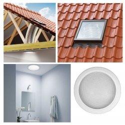 Tageslicht-Spot Velux TWF 0K14 2010 für profilierte Eindeckmaterialienr