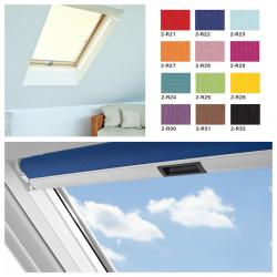 Rollo Roto Standard für Designo Dachfenster R64-R69P/R84-R89P/i85-i89P Preisgruppe 2