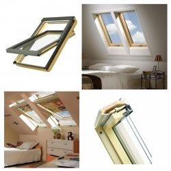 Dachfenster Fakro FTP-V U5 Schwingfenster