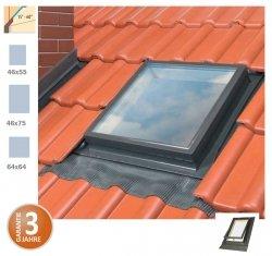 Ausstiegsfenster OPTILOOK 46x55 / 46x75 / 64x64 für ungeheizte Räume (WGT 2019)