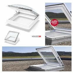 VELUX Flachdach-Ausstiegsfenster Velux CXP 0473Q