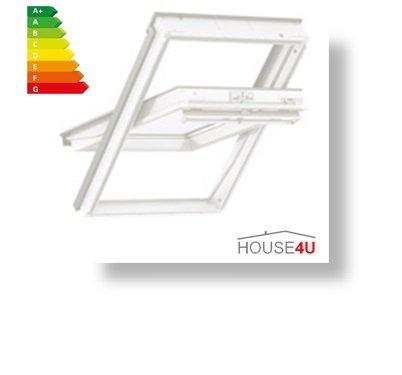 Energiesparende Dachfenstern 3-fach