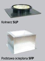 FAKRO Wärmegedämmter Kasten SFP www.house-4u.eu