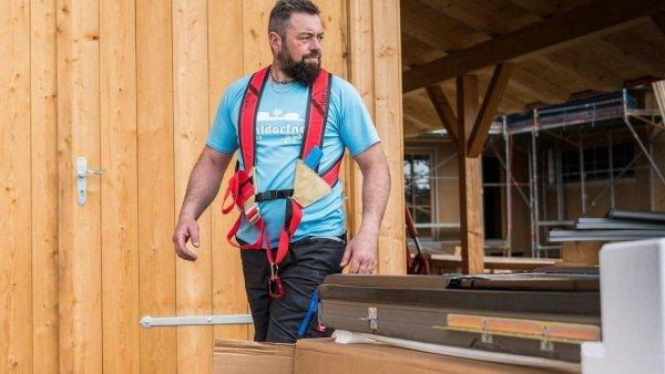 Roto Karl Der neue Kollege auf der Baustelle