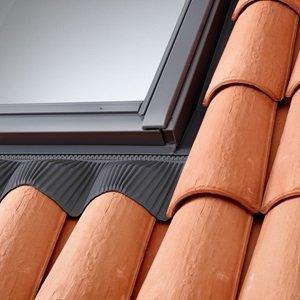 Eindeckrahmen Rooflite UFX Ziegel Für hohe Ziegel 16-120 mm