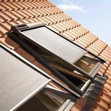 VELUX Hitzeschutz-Markisen MML elektro www.house-4u.euu