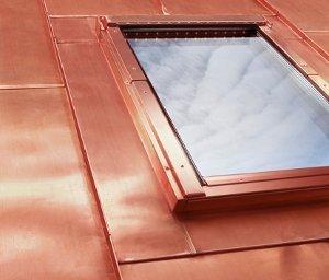 Eindeckrahmen Fakro EEV/CU für Flachblech www.house-4u.eu
