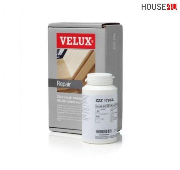 Reparatur-Lack farblos für VELUX Holzfenster ZZZ176KA
