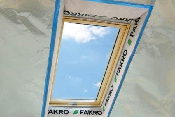 Dampfsperrschürze Fakro XDS www.house-4u.eu