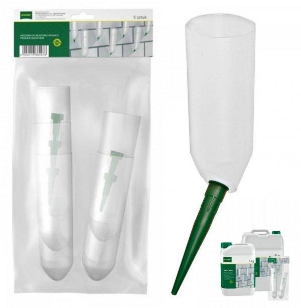 Einfülltrichter-Injektionstrichter Ultrament 5 stück www.house-4u.eu