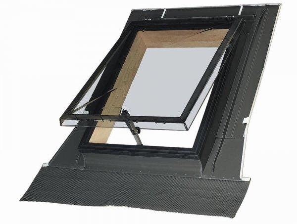 Ausstiegsfenster FAKRO WSS für Flachdächer www.house-4u.eu