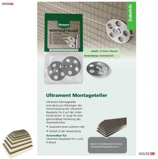 Montageteller Ultrament Do-it www.house-4u.eu