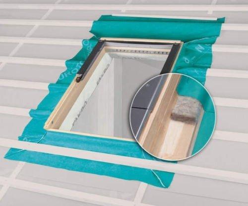 Anschlusspaket Fakro XDP Montagezubehör für Dachfenster www.house-4u.eu