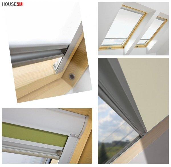 Rollo-Komfort Fakro ARP Zubehör für Dachfenster I PREISGRUPPE