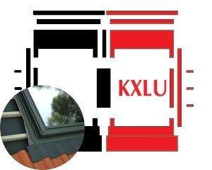Kombi-Eindeckrahmen Okpol KXLU Universell www.house-4u.eu