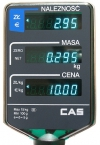 Waga CAS AP-1 15 MX Angel