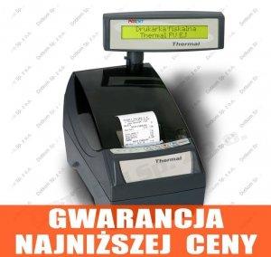 Drukarka fiskalna Posnet Thermal FV EJ LCD Kopia elektroniczna