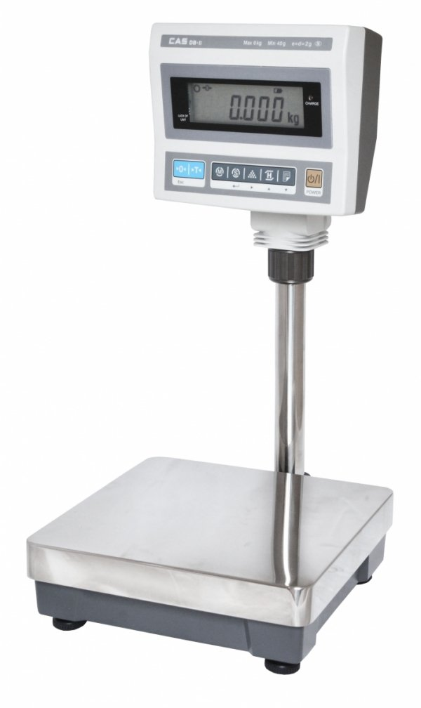 OUTLET  Waga CAS DB-II 6 LCD