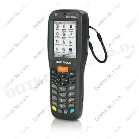 Inwentaryzator Datalogic MEMOR X3 128MB RAM/512 Flash, 1D + Win CE CORE (p/n: 944250001)