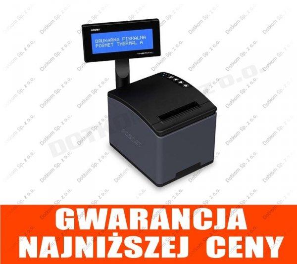 Drukarka fiskalna Posnet Thermal A HD EJ - kopia elektroniczna