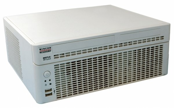 Komputer kasowy Wincor Nixdorf BEETLE M-II plus VGA (używany)
