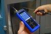 Lufft XP101 miernik temperatury Pt100 referencyjny przemysłowy ręczny termometr termomrezystancyjny przenośny