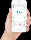 Wiatromierz bezprzewodowy Navis Windy B/S anemometr do smartfona z czujnikiem temperatury