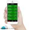 System zdalnego monitoringu Mobile Alerts MA10006 zestaw startowy termometr smartfon